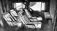 Пассажирские места на AНT-20