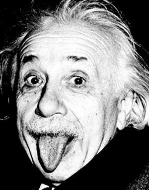 Albert Einstein (14.03.1879 - 18.04.1955)